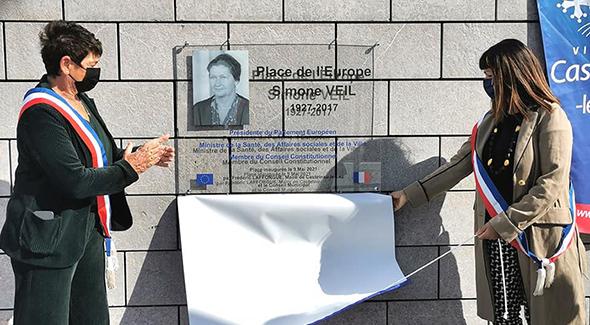 Place de l'Europe-Simone Veil