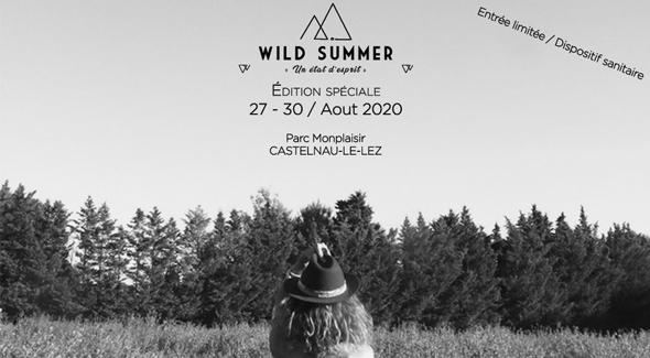 Festival Wild Summer - Du 27 au 30 août