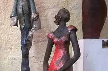 Sculptures de Mô