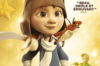Projection du film le Petit Prince : séance réservée au public des Maisons des Proximités du Mas de Rochet et de Caylus