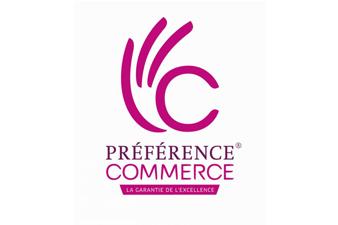 Label Préférence Commerce