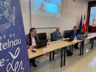 Conférence de presse Ville / CCI - 21 avril 2020