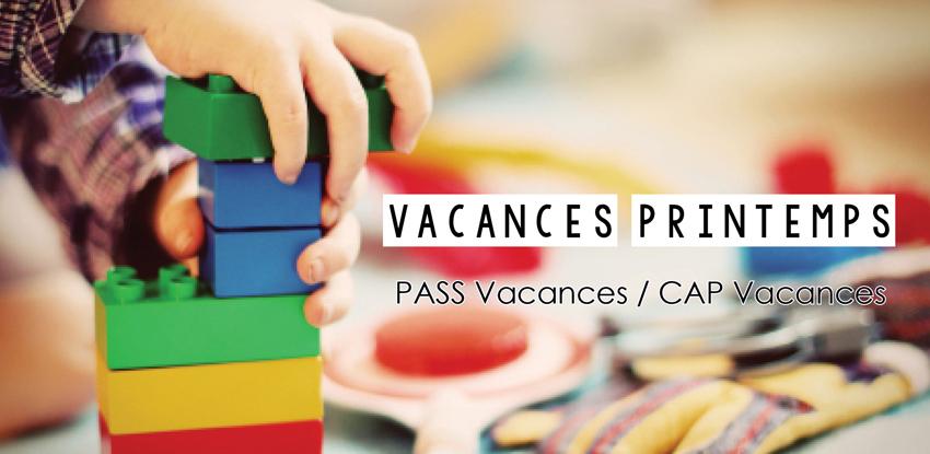 Vacances Jeunesse : Printemps 2019