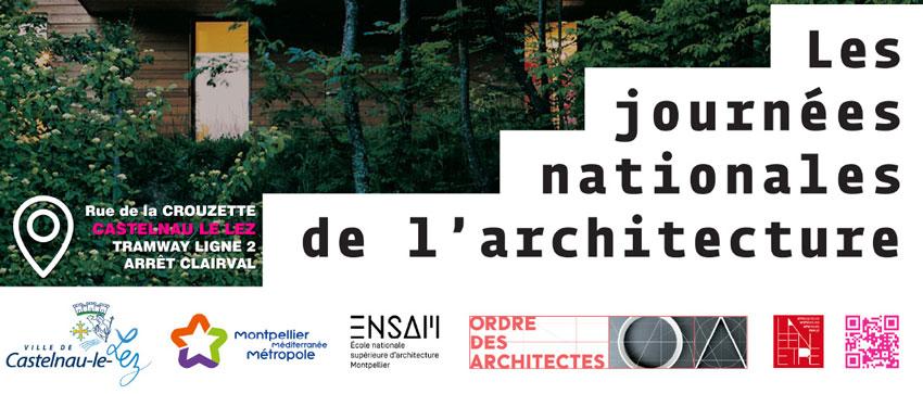 Journées Nationales de l'Architecture 2018
