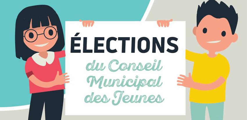 Elections du CMJ : vendredi 29 novembre