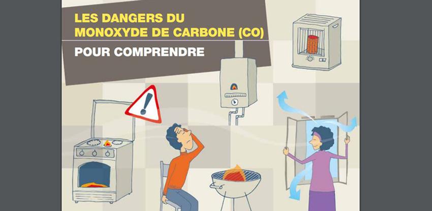 Comprendre les dangers du monoxyde de carbone (CO)