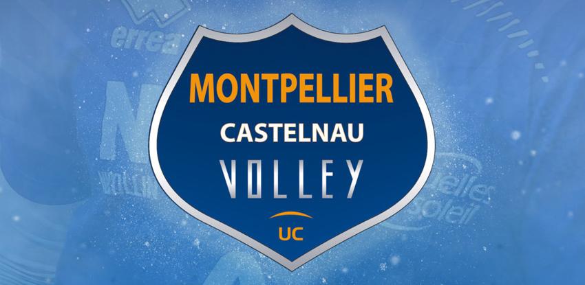 Montpellier Castelnau Volley - CHAMPIONNAT DE LIGUE A Masculine