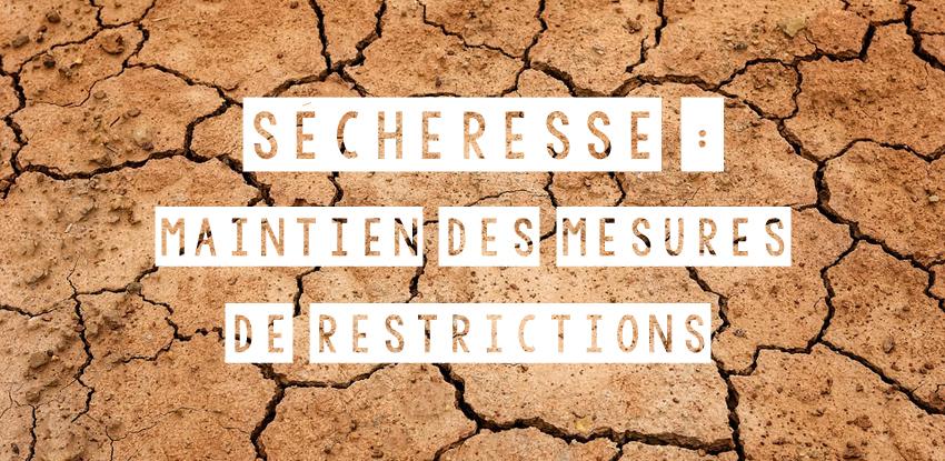 Insuffisance en eau : l'Hérault est en restriction