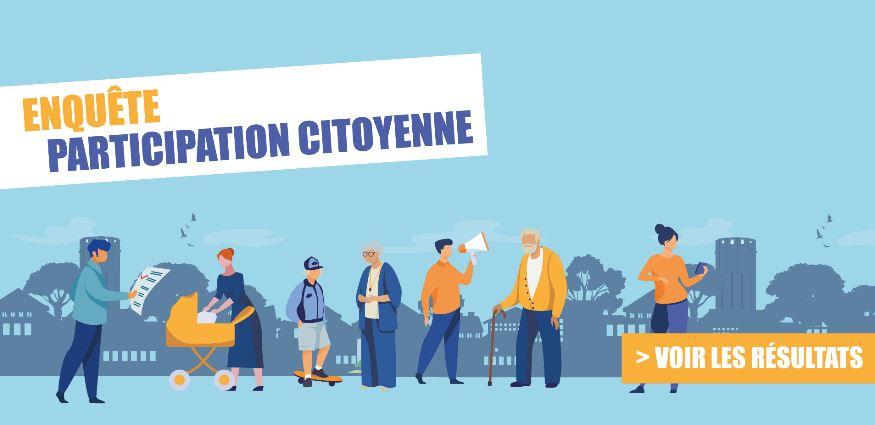 Résultats - participation citoyenne