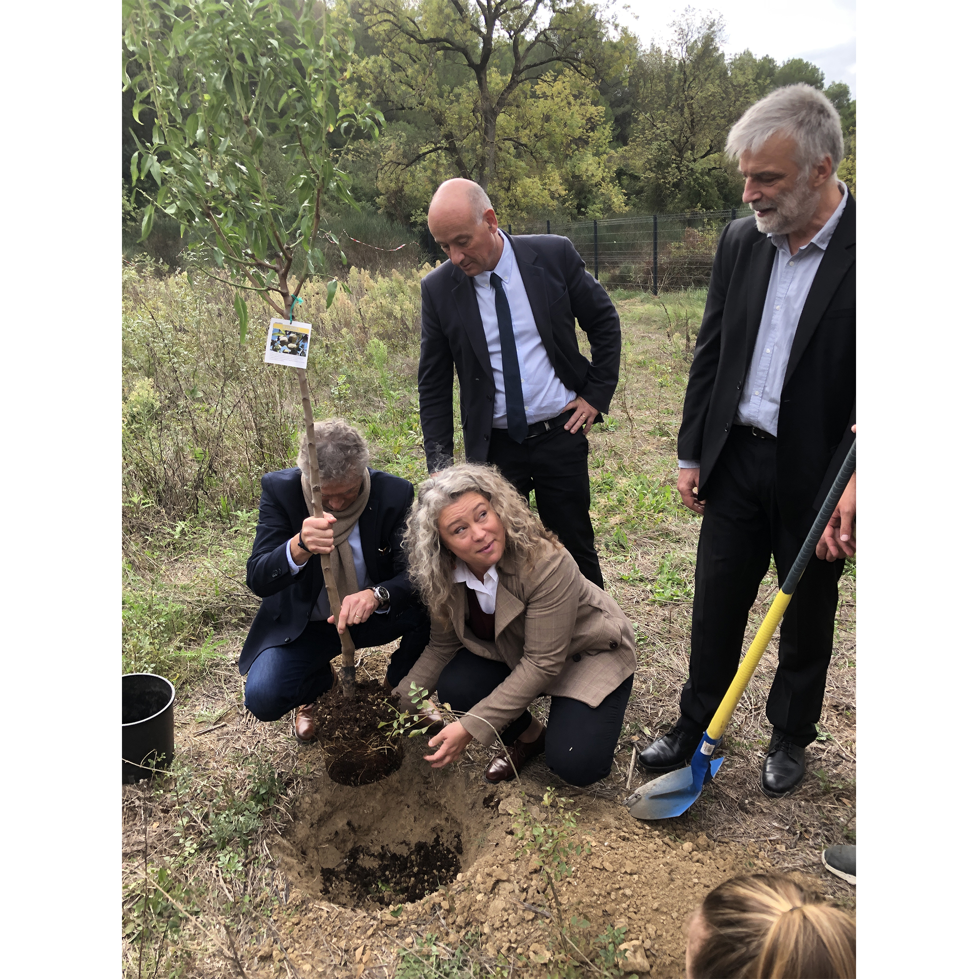 La Ville ouvre l'un des plus grands jardins partagés de France au sein de l'écoquartier de Caylus