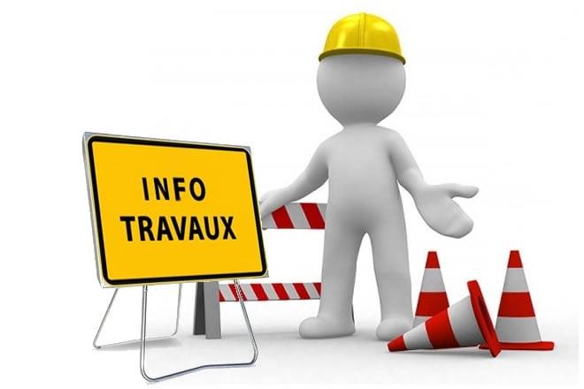 Info travaux - Chemin de Sablassou